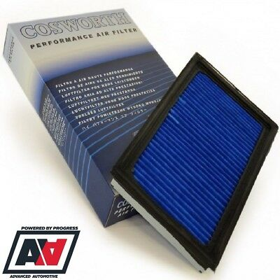 Cosworth High Flow Panel Air Filter For Subaru Impreza Turbo WRX//STI 93-07