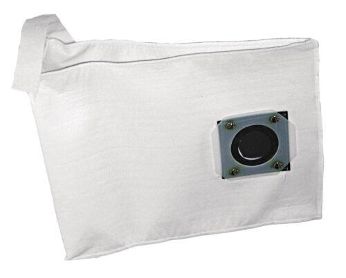 3 Stück H-Klasse Vlies-Filterbeutel für Cleancraft dryCAT 133 IC-HC Sauger