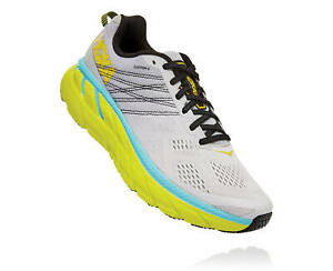 HOKA-ONE-ONE-CLIFTON-6-Men-039-s-Scarpe-Uomo-Running-LUNAR-ROCK-1102872-LRNC