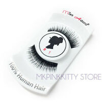 Miss Adoro False Eyelashes 01 [lot Of 3]