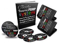 The Google Traffic Pump System Video Course Digital Dl