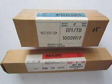 PHILIPS HPI-TD 1000W/F wie HQI-TS1000W/FC2  Metallhalogendampf-Entladungslampe