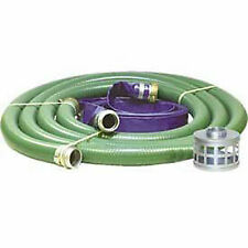 Apache 2 Trash Pump Hose Kits With Aluminum Couplings And Fittings 98128657
