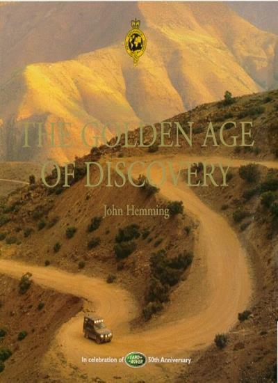 The Golden Age of Discovery: In Celebration of the 50th Anniver .9781862051539