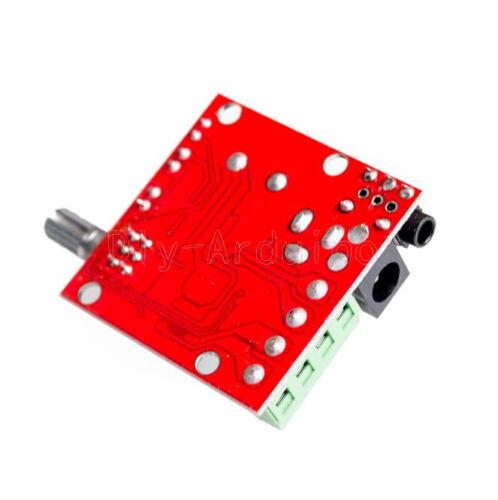 Mini Hi-Fi PAM8610 2x10W Soundplatine Amplifier Soundkarte Platine Soundboard
