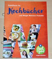 Weight Watchers Smartpoints Kochbuch Und Produkte Umgewandelt Starter Liste 2016