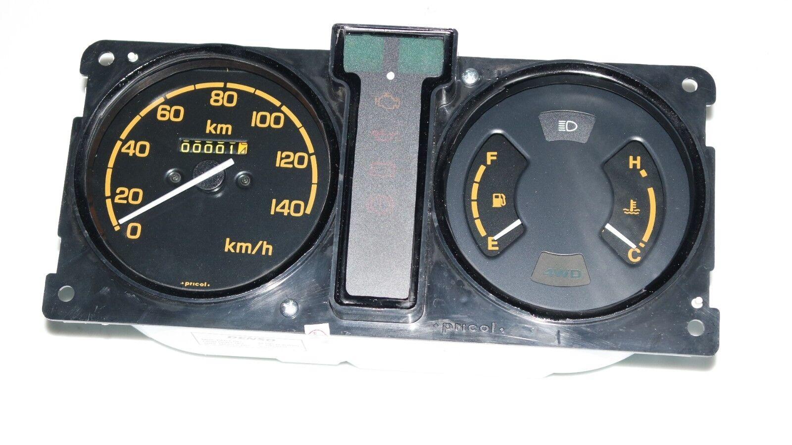 MGP Suzuki SJ413 SJ410 Dashboard Instrument Cluster Gauge Speedo Console S2u