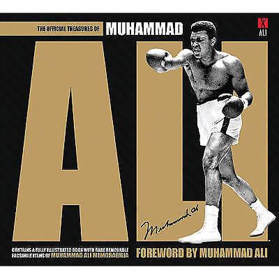 The Official Treasures of Muhammad Ali by Gavin Newsham (Hardback) Amazing Value
