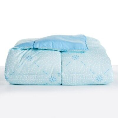 Intelligente Pieno / Regina The Big One Down Alternative Reversibile Comforter - Blu Fiocco