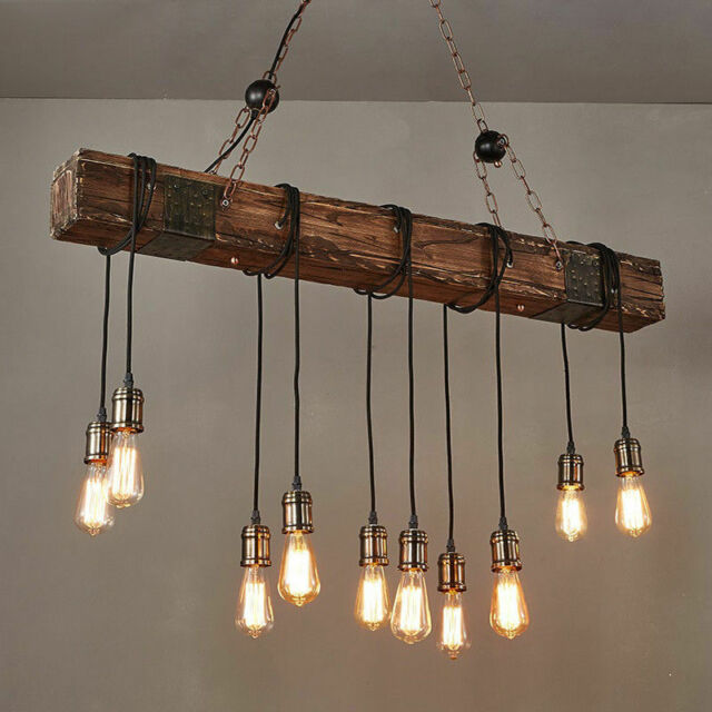 Adjule Hanging Edison Bulb