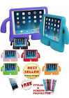 3D kids cute shockproof EVA foam stand cover case for iPad 2, 3, 4
