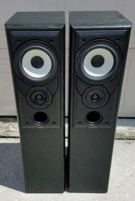 Mission 702e Tower Speakers