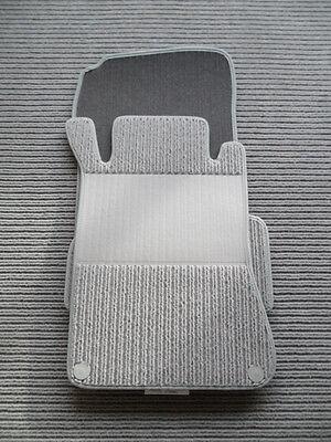NEW §§§ §§§ Rips ribbed car mats floor mats for Mercedes Benz CLK W208 A208