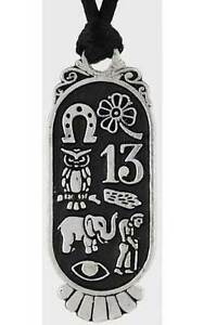 Lucky-8-Pewter-Amulet-Pendant-to-Atract-Luck