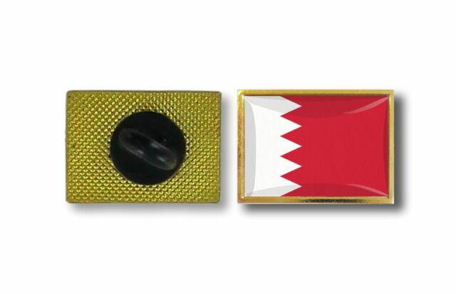 pins pin's flag national badge metal lapel backpack hat button vest bahrain