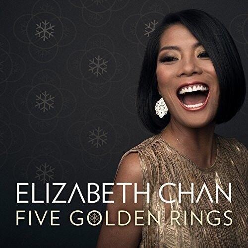 Elizabeth Chan - Five Golden Rings [New CD]