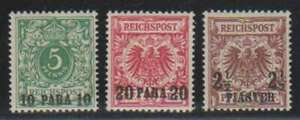 A9109-Germany-Offices-in-Turkey-8-9-12-Mint-CV