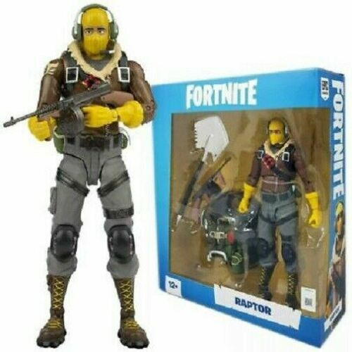 Fortnite Raptor Action Figure McFarlane Toys