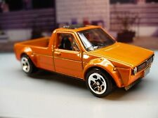Volkswagen Rabbit Pick up aka Caddy Manf. New Stanton Pennsylvania, Orange
