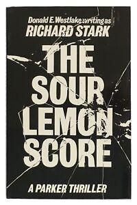 Donald-E-Westlake-aka-Richard-Stark-The-Sour-Lemon-Score-FIRST-EDITION