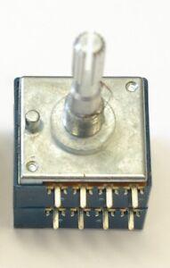 ALPS-Lautstaerkepoti-fuer-Luxman-L-410-L-430-Original-und-fabrikneu