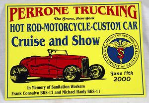 Custom Car Hot Rod Show Signs Set Of EBay - Custom car show signs