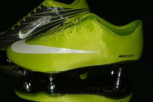huge selection of 9c115 9a3c5 VERY RARE*NEW IN BOX*Sz-9 Nike Mercurial Vapor Superfly II ...