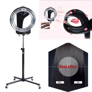 Professional Orbiting Rollerball Infrared Stand Hair Dryer Color