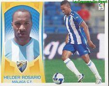 05 HELDER ROSARIO PORTUGAL MALAGA.CF STICKER ESTE LIGA 2010 PANINI