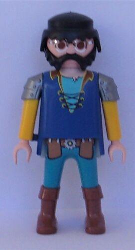 Playmobil  Novelmore  Castle Cannon Gunner wearing Glasses    Mint Condition