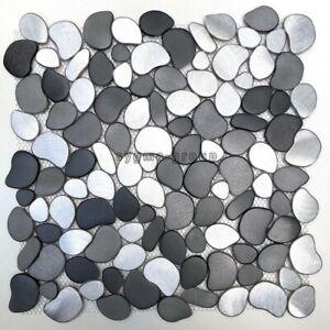 ... Carrelage Mosaique Sol Galet Douche Italienne Salle De
