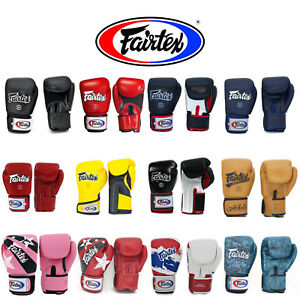 Fairtex-Gloves-Muay-Thai-Kick-Boxing-MMA-K1-BGV1-BGV5-BGV6