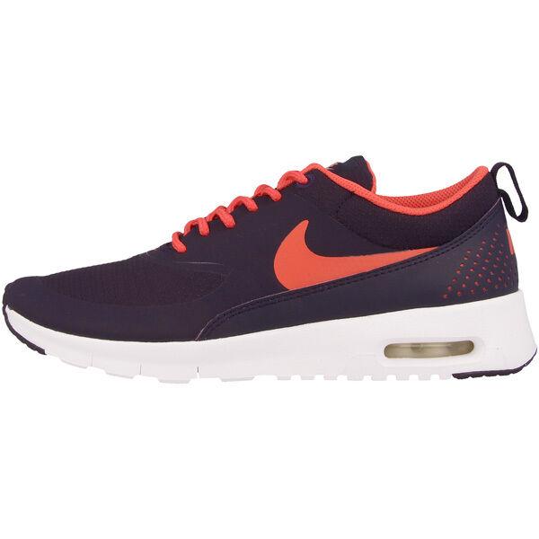 Nike air max thea GS Chaussures de sport loisirs sneaker Violet Ember 814444-503 tavas-