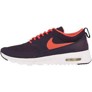 Nike Air Max Thea GS scarpe Scarpe Sportive Per Tempo Libero black fucsia