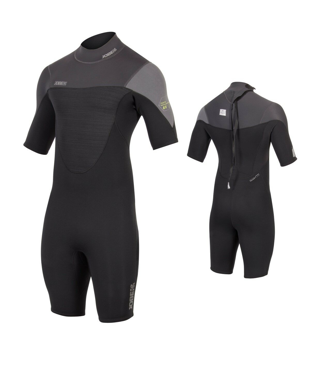 Jobe Perth Sh 3 2 Mm Wet Suit Men Kitesurfing Grey New Waveriding Surfing J17