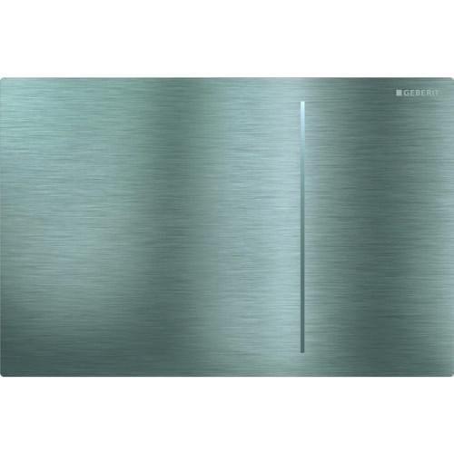 Geberit Betätigungsplatte Drückerplatte Sigma70 Glas 4 Farbvarianten