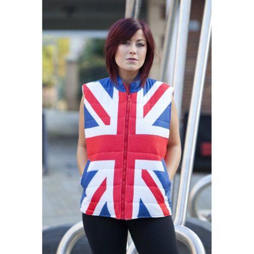 Union Jack Body Warmer