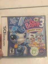 Littlest Pet Shop 3: Biggest Stars - Blue Team (Nintendo DS, 2010)