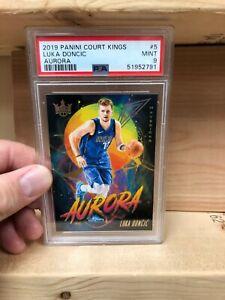 Luka-Doncic-Aurora-2019-Panini-Court-Kings-5-PSA-9