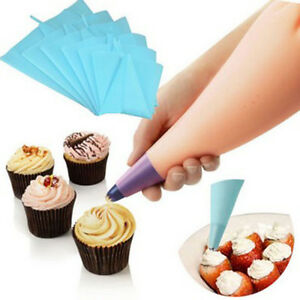 Silicone-Reusable-Icing-Piping-Cream-Pastry-Bag-Cake-Decorating-Tool-DIY-Hot