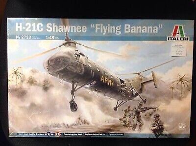 Neu Italeri 2733-1//48 H-21C Shawnee Flying Banana