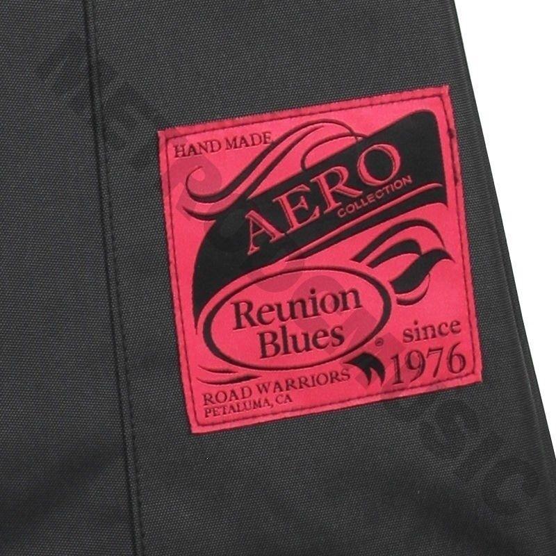 Shock-absorbing Flexoskeleton AERO-B2 Reunion Blues Aero Series Bass Case