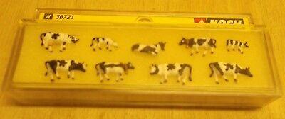 Ancora N 36721 Vacche Nero Bianco Nuovo In Scatola Originale-mostra Il Titolo Originale