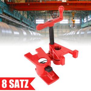 """4 Satz 1//2 /""""Schraubzwingen Schraubstock Rohr Schraubzwinge Für Holzbearbeitung"""