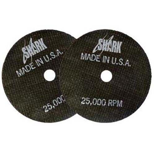 "10 pack Shark 12712 4 X 1//16 X 3//8/"" Cut-Off Wheels"