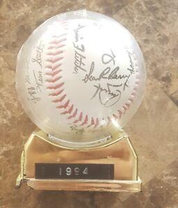 Montreal-Expo-baseball-ball-1994-autographed