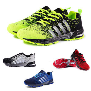 Men-039-s-Trainers-Sneakers-Breathable-sports-Running-Shoes-Outdoor-Lightweight-S6