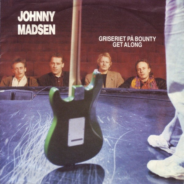Single, SINGLE: Johnny Madsen, Grisseriet på Bounty, Rock,…
