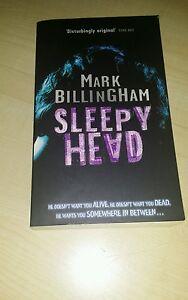 Sleepyhead von Mark Billingham - <span itemprop='availableAtOrFrom'>Altenberge, Deutschland</span> - Sleepyhead von Mark Billingham - Altenberge, Deutschland