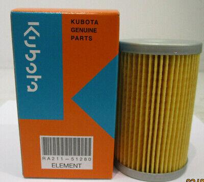 RA21151280 KX41-3S /& KX41-3V Fuel Filter Genuine Kubota Kubota KX41-3